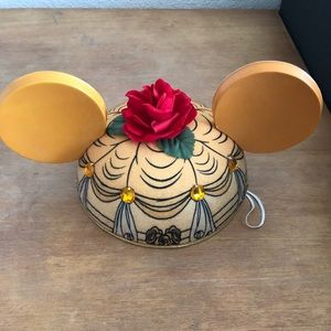 Disney Parks Earhat- Beauty and the Beast